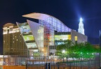 connecticut-science-center-night