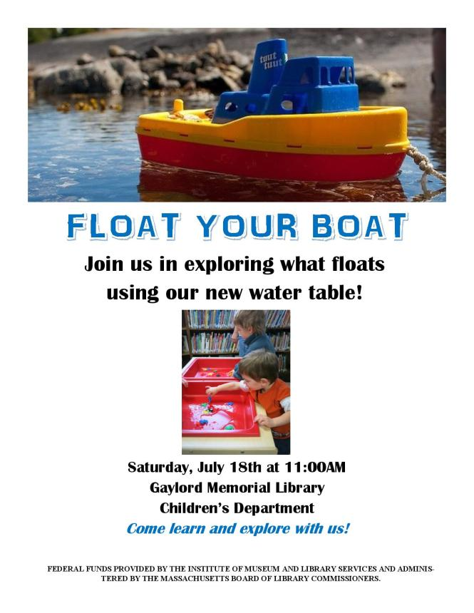 Float Your Boat - Float Your Boat Flyer-page-001