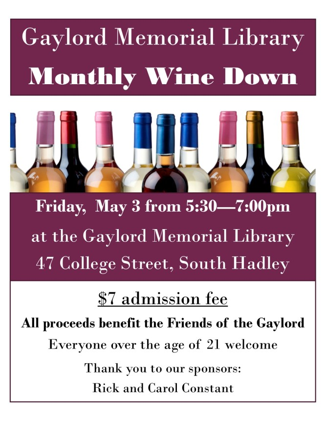 Wine Down May 2019